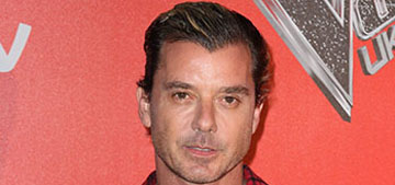 Gavin Rossdale: 'I never thought I would get divorced. But it just happens'