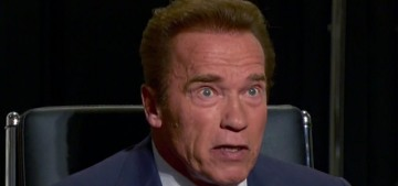 Arnold Schwarznegger quits 'Celebrity Apprentice', Trump says he was fired
