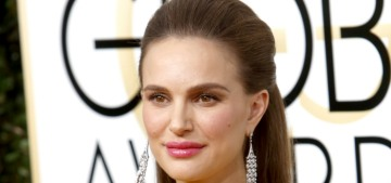 Natalie Portman welcomed daughter Amalia just days before the Oscars