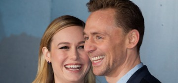 Tom Hiddleston is really trying to avoid any Brie Larson 'romance rumors'