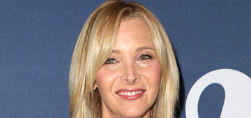 Lisa Kudrow was told she wasn't 'f'able' by Friends guest star