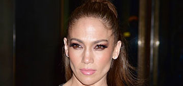 Jennifer Lopez: There's a reason I'm no longer with Marc Anthony