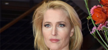 Gillian Anderson on perimenopause: 'I felt like somebody had taken over my brain'