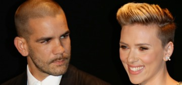 Scarlett Johansson's ex wants primary custody of their daughter Rose