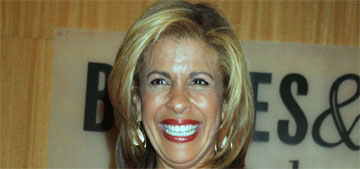 Hoda Kotb and her baby cover People: 'I didn't know this kind of love existed'