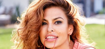 Eva Mendes: 'Instead of hitting the red carpet, I'd rather be with our girls'