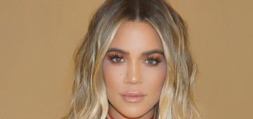 Khloe Kardashian celebrated IWD by posting a cartoon selfie, oh wait