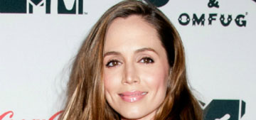 Eliza Dushku: 'I'm an alcoholic and I was a drug addict for a lot of years'