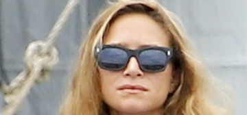 Mary-Kate Olsen has to rush home every night to cook dinner for her husband