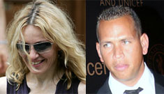 Madonna is proud she 'raised the bar' for Alex Rodriguez's dates