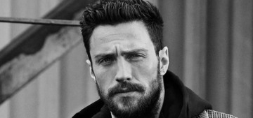 Aaron Taylor Johnson on his marriage: 'I just feel secure & loved & safe'
