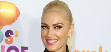 Gwen Stefani in Libertine at the Kids' Choice Awards: ridiculous or cute?