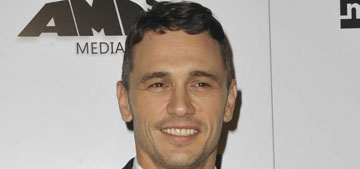 James Franco on bad reviews of his directing: 'I won't let it kill my spirit'