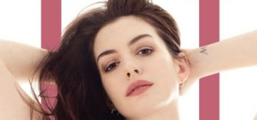 Anne Hathaway: 'I need my husband. His unique & specific love has changed me'