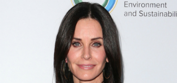 Courteney Cox on eco-friendly daughter Coco: 'She teaches me everything'