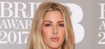 Ellie Goulding had panic attacks: 'I used to cover my face with a pillow'