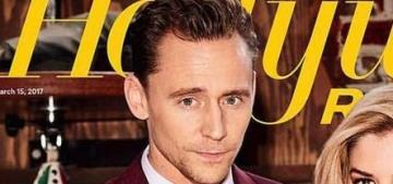 Tom Hiddleston & his stylist agree that he should never wear Capri pants
