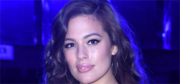 Ashley Graham: a bf broke up with me, was 'afraid I was going to be too fat'