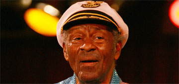 Rock and Roll legend Chuck Berry has passed away at 90
