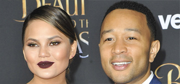 Chrissy Teigen and John Legend take a family vacation to Morocco