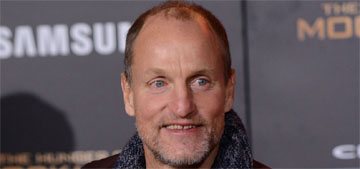 Woody Harrelson hasn't smoked pot in a year after '30 solid years of partying too hard'