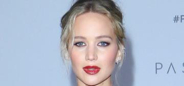 Jennifer Lawrence & Darren Aronofsky saw 'Beauty & the Beast' together