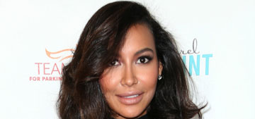 Naya Rivera: 'The whole mom guilt thing is too real'