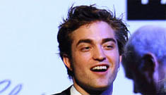 Robert Pattinson sold out by random friend of Emile Hirsch, Erika Dutra