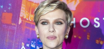 Scarlett Johansson in Azzedine Alaïa at Paris premiere: cute or unflattering?
