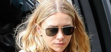 Ashley Olsen broke up with her 58-year-old boyfriend to focus on her work