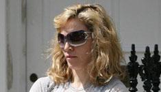 Madonna's Mid-Air Vitamin Injections