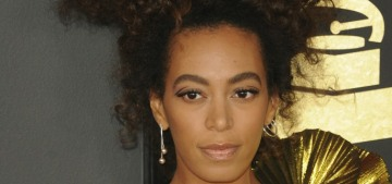 Solange Knowles is a 'proud black feminist' who wants to feel intersectionality
