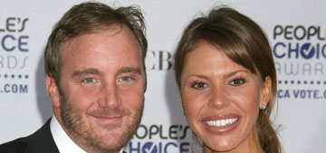Jay Mohr and Nikki Cox's divorce is messy and he claims she's a drug addict