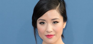 Constance Wu: there hasn't been a mainstream Asian-American movie in years