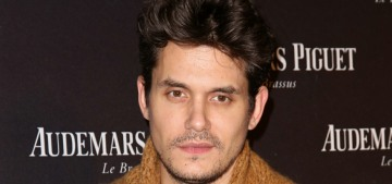 John Mayer wants Katy Perry to know he keeps her shampoo in his shower