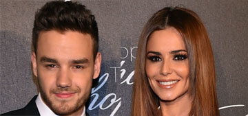Liam Payne & Cheryl Cole welcomed a baby boy, they haven't named him yet
