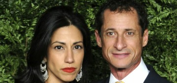 Huma Abedin is reconciling with her gross husband Anthony Weiner