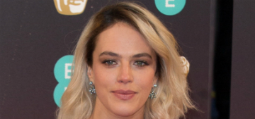 Jessica Brown Findlay: 'I'm not going to be a better actor if I'm a size smaller'