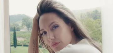 Angelina Jolie hates 'sweet' perfumes, prefers 'earthy & sensual' fragrances