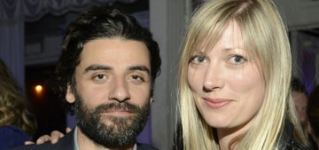 Oscar Isaac & his girlfriend Elvira Lind are expecting their first baby