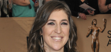 Mayim Bialik: don't call women girls 'it implies they are inferior'