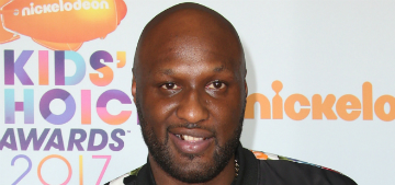 Lamar Odom regrets 'having multiple affairs with different women'