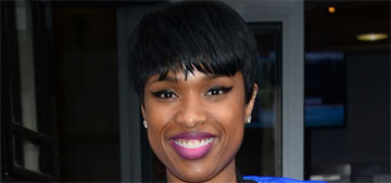 Jennifer Hudson doesn't exercise to maintain her weight, it's all diet