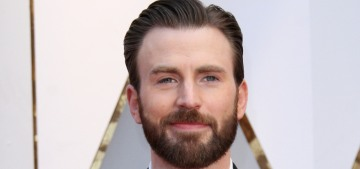 Chris Evans on Jenny Slate: 'She's my favorite human, she's the best'