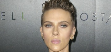 Scarlett Johansson lied about her character in 'Ghost in the Shell' (spoilers)