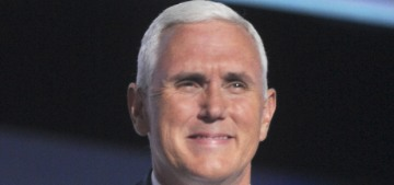 Mike Pence never eats alone with a woman who is not his wife Karen