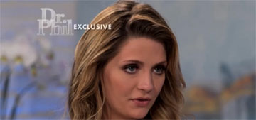 Mischa Barton tells Dr. Phil about 'complete emotional abuse' of ex selling sex tape