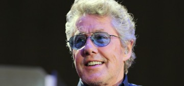 Roger Daltrey: 'A dead dog would have won it against' Hillary Clinton