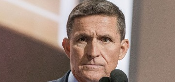 Mike Flynn wants immunity before testifying about Bigly's Russian ties