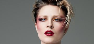 Evan Rachel Wood describes herself as 'glam-rock weirdo' feminist